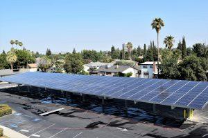Solar Carport San Jose, CA